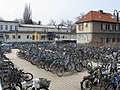 Bicycle racks, Koenigs Wusterhausen station - geo.hlipp.de - 34530.jpg