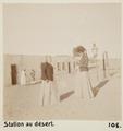 Bild från familjen von Hallwyls resa genom Egypten och Sudan, 5 november 1900 – 29 mars 1901 - Hallwylska museet - 91677.tif