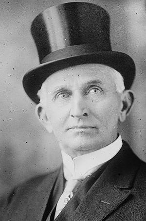 Bill McDonald (Texas Ranger) - McDonald circa 1913