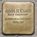 Binz Stolpersteine Strandpromenade 27 Armin Reichard 01.jpg