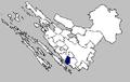 Biograd na Moru Municipality.PNG