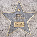 Birmingham Walk of Stars The Archers.jpg