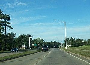Biron, Wisconsin - Population sign on WIS 54