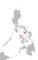 Bisakol languages map.png