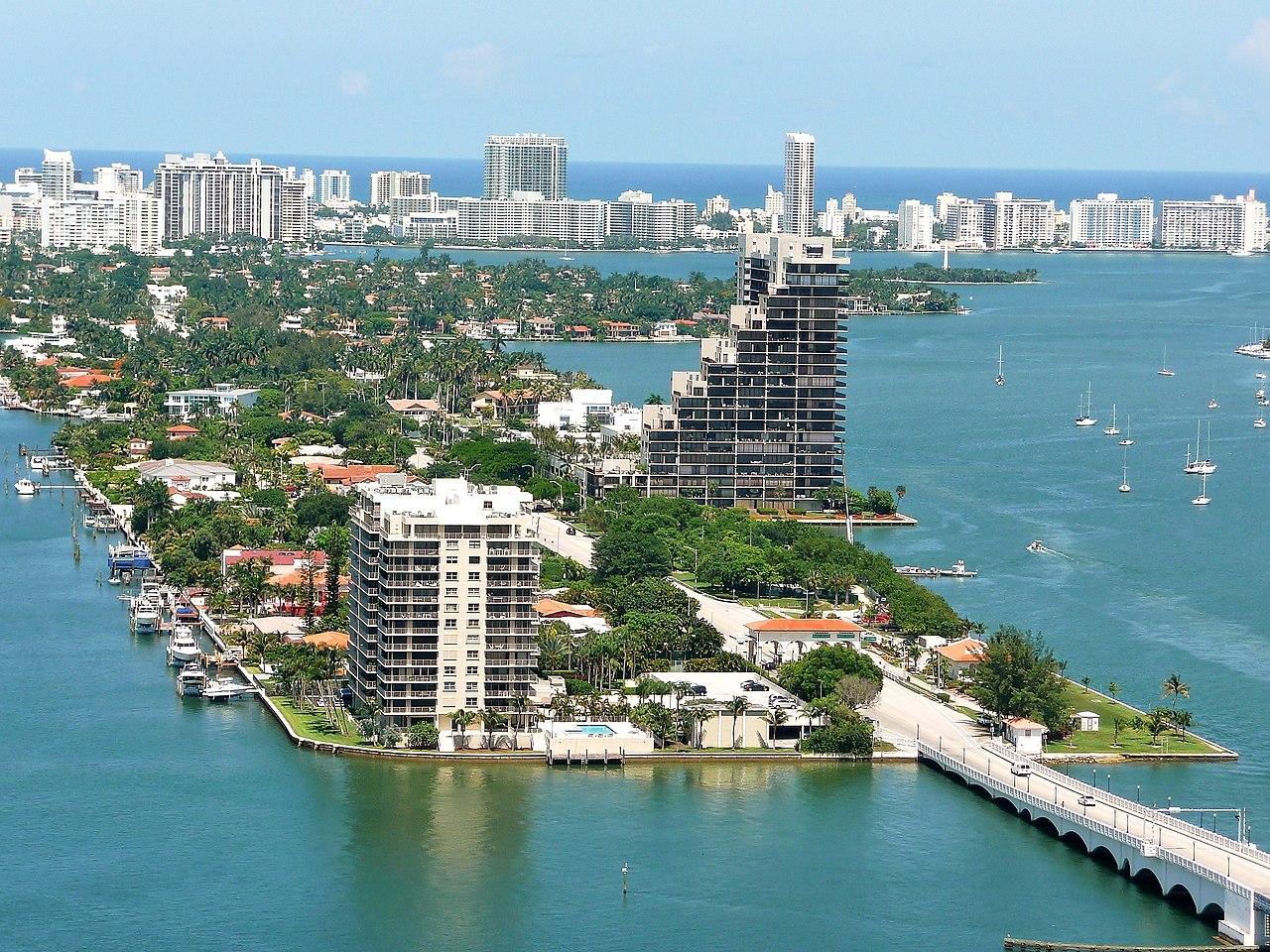 Venetian Isles Miami Beach