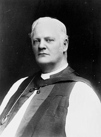 Nathaniel Dawes - Bishop Nathaniel Dawes, Anglican Bishop of Rockhampton