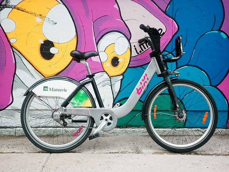 Bike em Quebec City