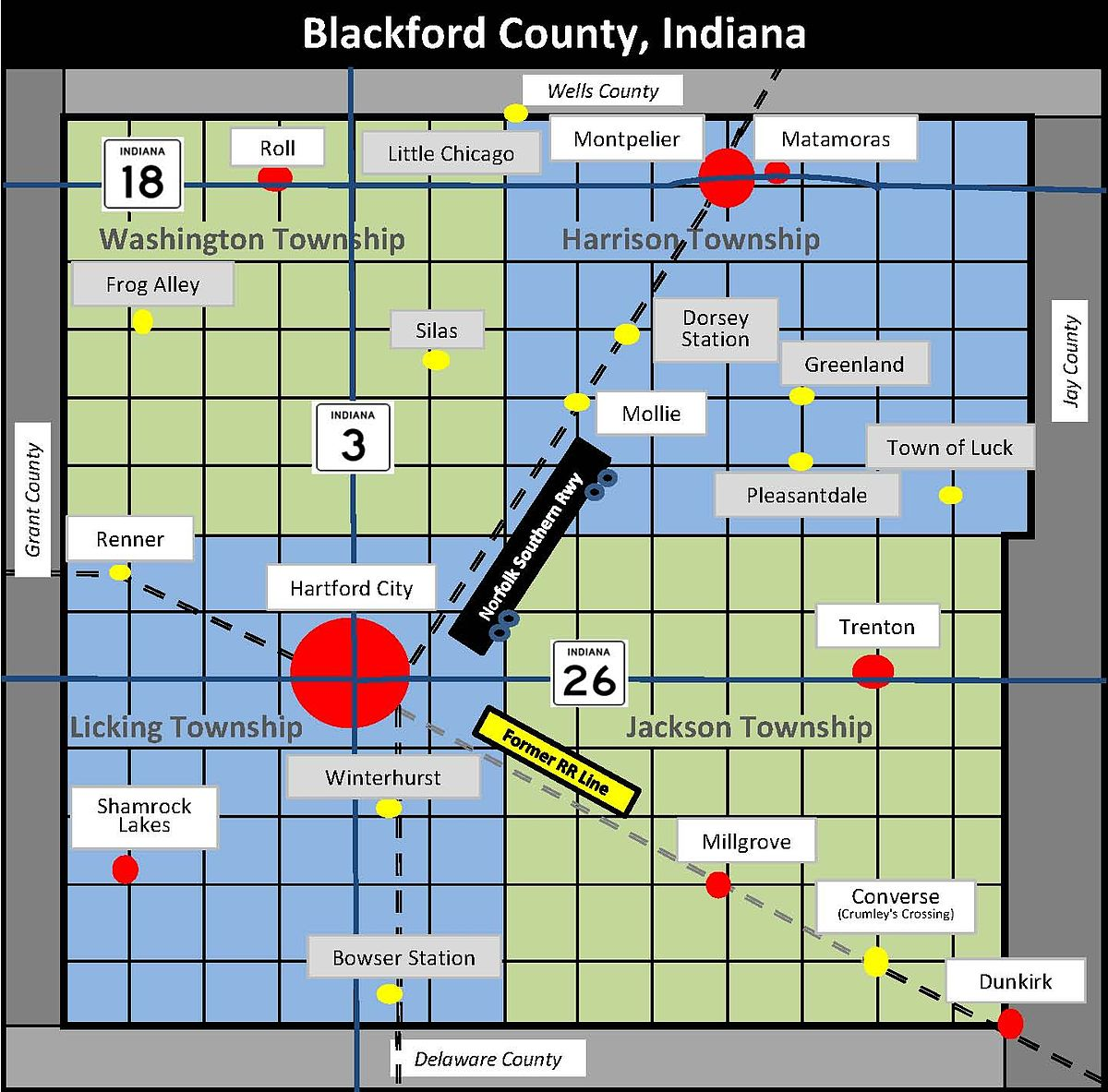 Indiana Delaware County Property Tax Amount