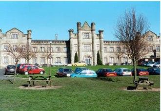 The Blue Coat School, Oldham - Image: Blue coat 0004