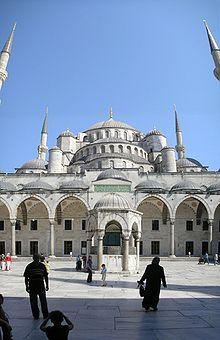 Mezquita Azul - Wikipedia, la enciclopedia libre