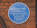 Blue plaque to Octavia Hill - geograph.org.uk - 932559.jpg