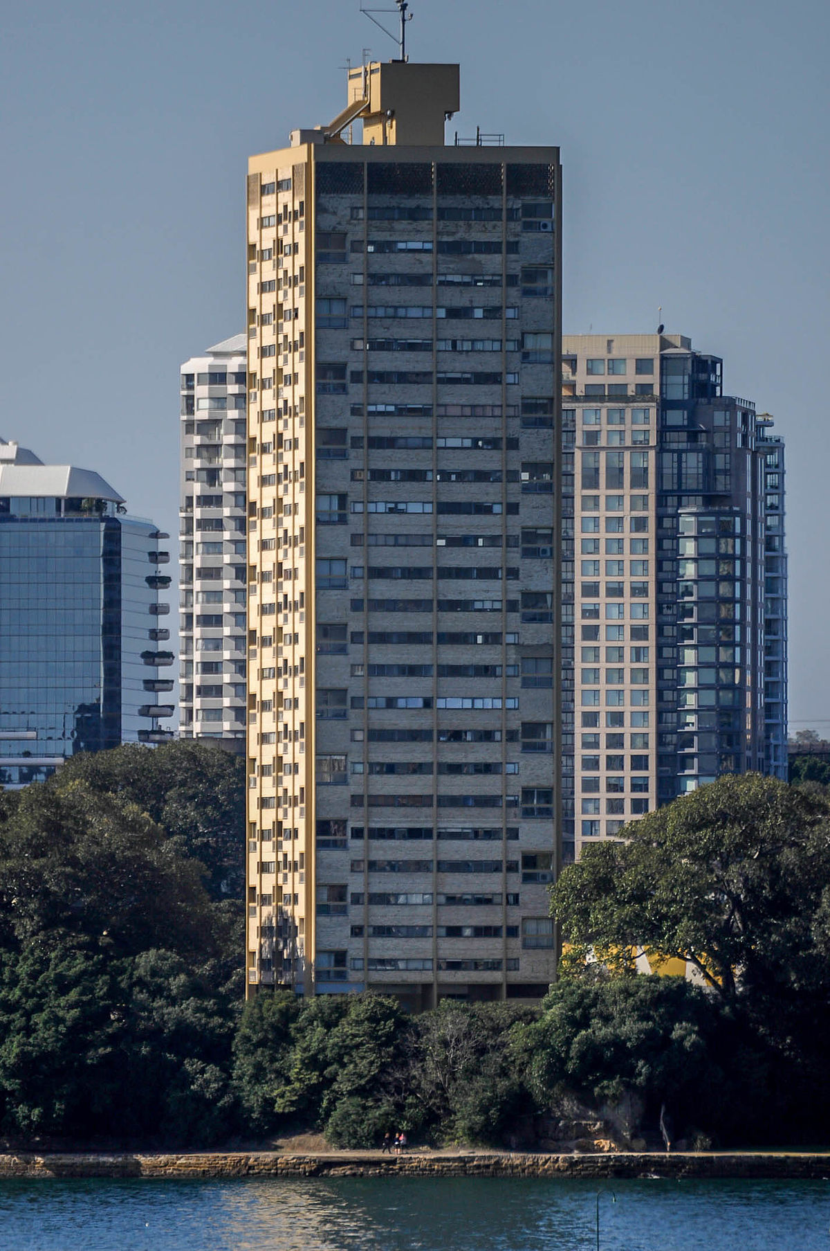 Blues Point Tower - Wikipedia