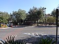 Bo Diddley Community Plaza (West face), Gainesville FL.JPG