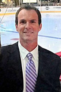 Bob Errey Canadian ice hockey player