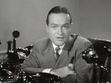 Bob Hope a The Ghost Breakers (1940)