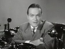 Bob Hope in The Ghost Breakers trailer.JPG