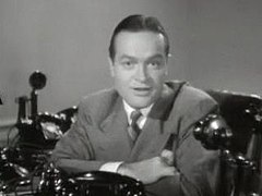 Bob Hope w filmie The Ghost Breakers (1940)