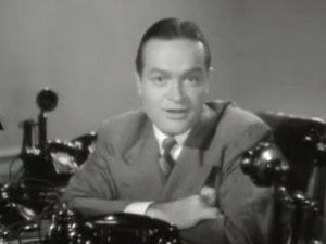 Gator Growl - Image: Bob Hope in The Ghost Breakers trailer