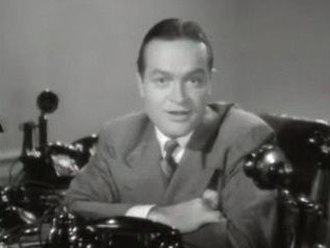 Bob Hope - Bob Hope in The Ghost Breakers trailer (1940)