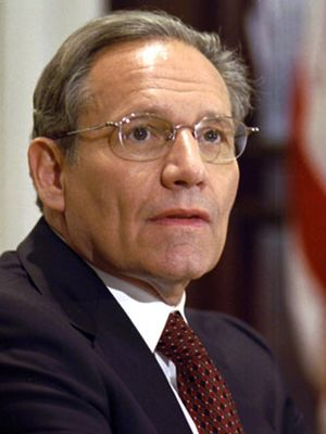 Bob Woodward - Woodward in 2002