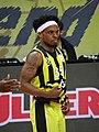 Bobby Dixon 35 Fenerbahçe men's basketball TSL 20180304.jpg