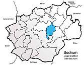 Место Альтенбохума в Бохуме