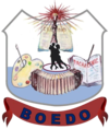 Coat of arms of Boedo