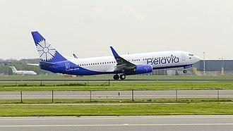 Belavia - Belavia Boeing 737-800