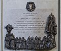 Bologna TombstoneGiacomoLercaro CathedralSanPietro.jpg