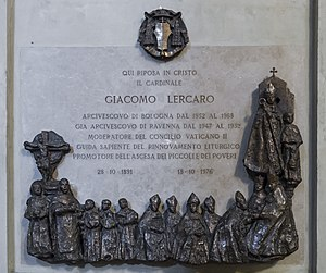 Lercaro, Giacomo (1891-1976)