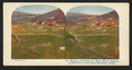 Bonanza and Eldorado mines, where millions in gold were taken out. Klondyke (Klondike), Alaska, from Robert N. Dennis collection of stereoscopic views.png