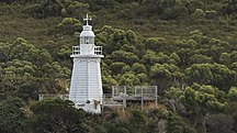 Bonnet Island--Bonnet Is Lighthouse HELLS GATE STRAHAN TAS