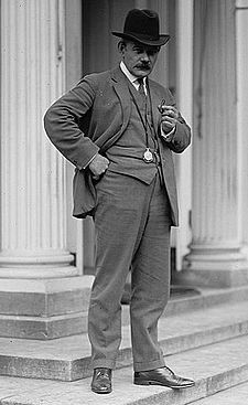 Borglum at White House 1924.jpg