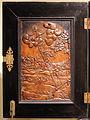 Bottega boema, stipo con sogno di giacobbe e altre scene bibliche, 1690 ca. 02.JPG