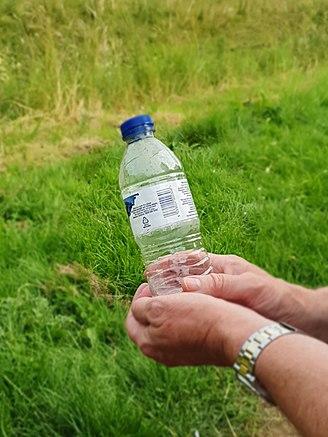 Bottled water., From WikimediaPhotos