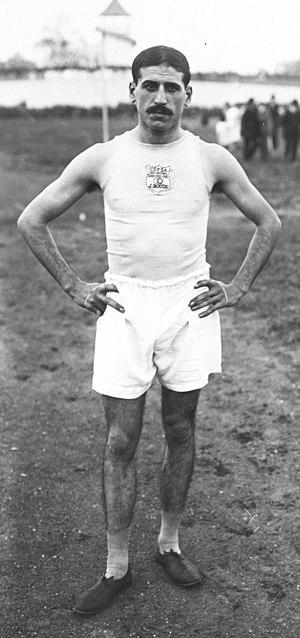 Jean Bouin - Jean Bouin in 1911
