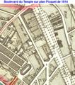 Boulevard du Temple sur plan Piquet de 1814.png