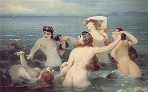Charles-Édouard Boutibonne - Sirens 1883