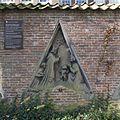 Bouwfragmenten - wimbergfragmenten afkomstig van de pandhof van de Domkerk - Wimbergreliëf 7, zuidvleugel pandhof, 1e travee vanaf het oosten - Utrecht - 20416132 - RCE.jpg