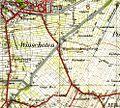 Bovenloop Pekel Aa op Topografische kaart 1933.jpg