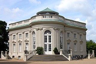 Schloss Richmond castle in Braunschweig, Germany