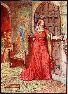 Catherine Douglas Scottish lady-in-waiting