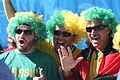 Brazil and Croatia match at the FIFA World Cup (2014-06-12; fans) 32.jpg