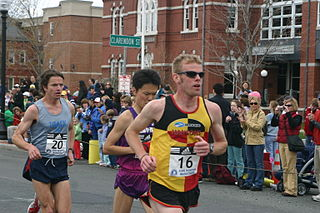 Brian Sell athletics competitor