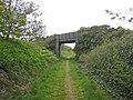 Bridge over the Formartine and Buchan Way - geograph.org.uk - 833550.jpg