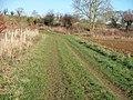 Bridleway to Salford - geograph.org.uk - 1622549.jpg
