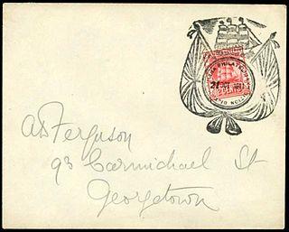 Arthur D. Ferguson British philatelist