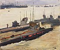 British Mine-Laying Submarines, Harwich (38519135146).jpg