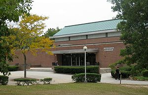 Suffolk County Community College - Brookhaven Gymnasium -- home of three national championship teams since 2003