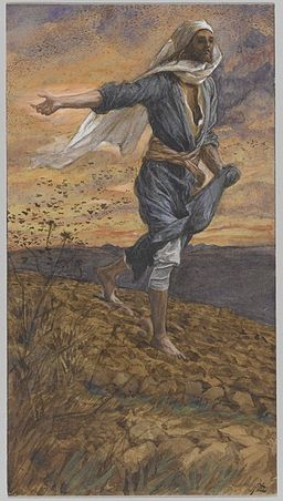 Brooklyn Museum - The Sower (Le semeur) - James Tissot - overall